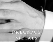 Mens Rings by Precious Metals